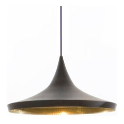 Tom Dixon - Tom Dixon | Beat Light - Wide - Design by Tom Dixon, and introduced to the US market in 2007.