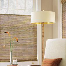 Tropical Roman Shades by Next Day Blinds
