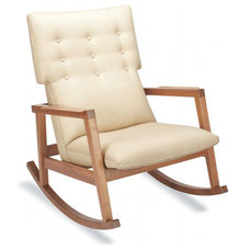 contemporary rocking chairs by Design Within Reach