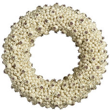 Contemporary Wreaths And Garlands by Crate&Barrel