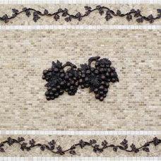 Traditional Tile by American Tile and Stone/Backsplashtogo.com