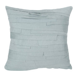 Yves Pillow, Set of 2, Fog