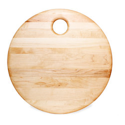 J.K. Adams - Summit Collection, Mclaine - If you really get around in the kitchen, this oversize cutting board will be your go-to for prepping and serving. Made of maple, it boasts an ultra-smooth surface and a clear teak oil finish.