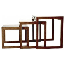 Contemporary Side Tables And End Tables by Espasso