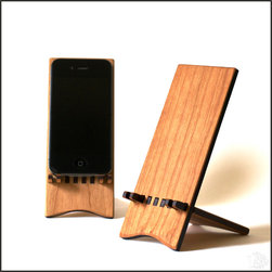 iPhone Stand - Natural - Hannah Simons