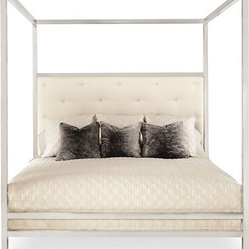 Landon Metal King Poster Bed