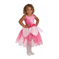 Little Adventures - Little Adventures Hot Pink Tulip Fairy Costume - 13121 - Shop for Children Costumes from Hayneedle.com! Six iridescent flowers with petals accent the waist of the Little Adventures Hot Pink Tulip Fairy Costume - and that s not all. The bodice is made of hot pink crushed velvet and she ll love twirling in the skirt. It features two layers of hot pink sparkling organza and a scalloped edge over the china silk underskirt. Talk about petal perfect. In your choice of size.Sizing Details:Small fits ages 1-3 yrs.Medium fits ages 3-5 yrs.Large fits ages 5-7 yrs.X-Large fits ages 7-9 yrs.About Little AdventuresWith humble beginnings Little Adventures was founded over 10 years ago by Jennifer Harrison (mom of 10) and Heather Granata (mother of 3) who began sewing and selling dress-up clothing at local craft fairs. Little Adventures then evolved into a successful business that aims to bring imagination and joy to children the world over. Their products are crafted of no-itch fabrics that are durable machine washable and the best in quality. And the critics agree - Little Adventures products have earned accolades from Creative Child Magazine Fat Brain Toy Awards The Toy Man and more.