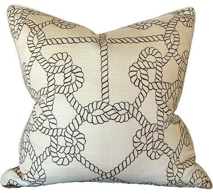 Traditional Decorative Pillows by Nautical Luxuries