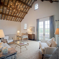 Traditional Bedroom by Kevin L Harris, Architect LLC