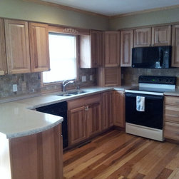 White concrete countertops - If you have any idea for your upcoming project and would like to use concrete countertops, let us figure out a style, color and look that will be one of a kind to meet your design needs.