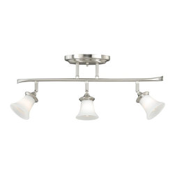 Vaxcel Lighting - Vaxcel Lighting Sonora Transitional Track Light X-2100C - Vaxcel Lighting Sonora Transitional Track Light X-2100C