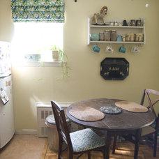 Eclectic Kitchen by Lauren Gries