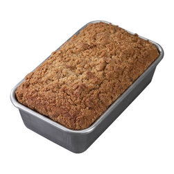 Nordic Ware - Nordic Ware Large Loaf Pan (4 Pack) (45900) - Nordic Ware 45900 Large Loaf Pan (4 Pack)