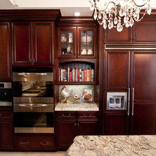 Eclectic Refrigerators And Freezers by Kitchens Etc. of Ventura County