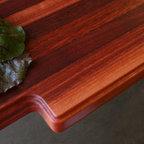 Green Mountain butcher block -