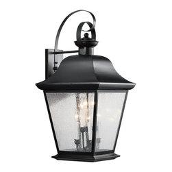 "Kichler - Kichler 9703 Mount Vernon Collection 6 Light 33"" Outdoor Wall Light - Kichler 9703 Mount Vernon Outdoor Wall Light"