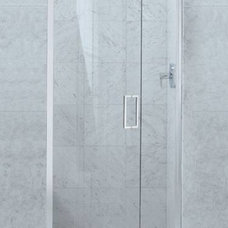 Contemporary Showers by Fixture Universe