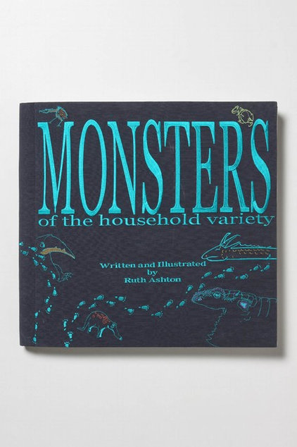 Modern Books Monsters of the Household Variety