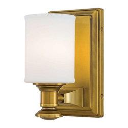 Minka Lavery - Minka Lavery 5171-249 Harbour Point Bathroom Light In Liberty Gold - Manufacturer: Minka Lavery