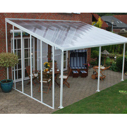 Poly-Tex, Inc. - Feria Patio Cover Sidewall Kit 10' - Features: