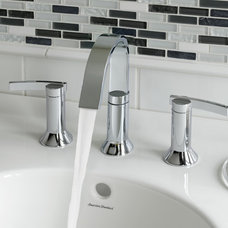 Modern Bathroom Faucets And Showerheads by American Standard Brands