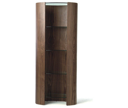Contemporary Storage Units And Cabinets by Tom Schneider