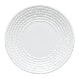 kate spade new york - kate spade new york Wickford Saucer - Our Wickford Saucer by kate spade new york is embossed with a rope pattern which offers a contemporary look. Crafted in white porcelain, this versatile saucer creates a sophisticated table set up. Ideal for both formal and casual occasions.