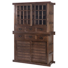Asian Storage Cabinets by Gingko Home Furnishings