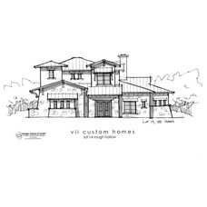 vii custom homes, rough hollow, lakeway | Design Visions of Austin