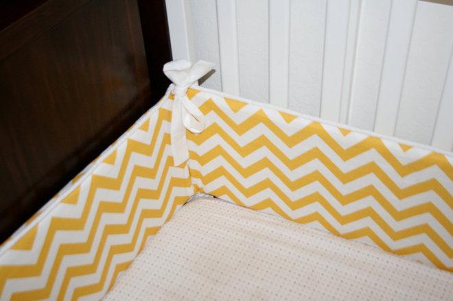 Modern Crib Accessories by Etsy