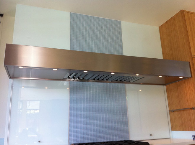 Modern Kitchen Hoods And Vents by Berlin Food & Lab Equipment Company