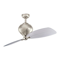 "DECORATIVE FANS - DECORATIVE FANS KCH-300013-PN Arius 52"" Contemporary Ceiling Fan - DECORATIVE FANS KCH-300013-PN Arius 52"" Contemporary Ceiling Fan"