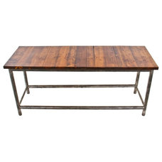Eclectic Dining Tables by Urban Remains