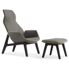 modern armchairs by Poliform USA