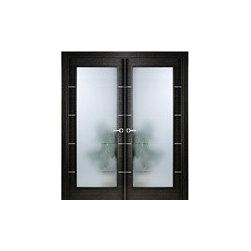 Avanti Vetro French Doors - Modern Interior Doors / Contemporary Interior Doors