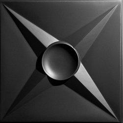 Circle Star Ceiling Tiles -