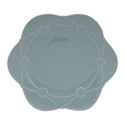 Casafina - Salad Plate, Decorated - The Meridian stoneware collection offers a wide variety of dinnerware items as well as serving pieces.