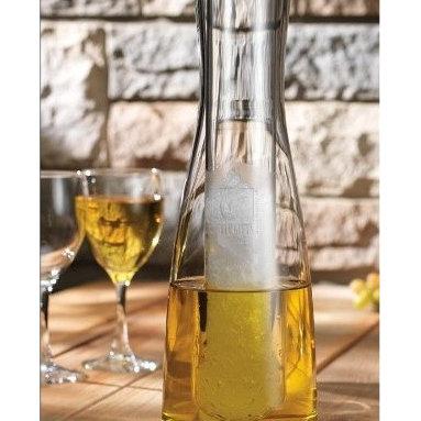 Wine Carafe With Ice Insert - Vino -