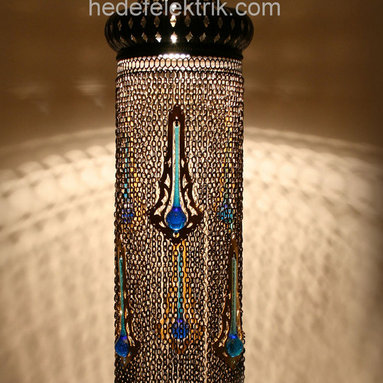 Turkish Style - Ottoman Lighting - *Code:  HD-04161_63