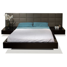 modern beds by sharellefurnishings.com
