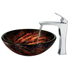 Eclectic Bathroom Sinks by VIGO