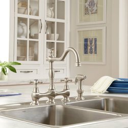 Danze Opulence Bridge Kitchen faucet -