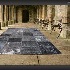 Contemporary Flooring by Amara Premier Rug Resource