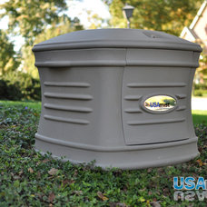 Mediterranean Watering And Irrigation Equipment by USAmist Mosquito Control Systems