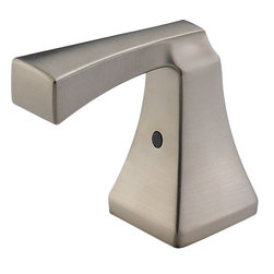 Delta - Delta H251SS Delta Two Metal Lever Handle Kit (Stainless) - With its large assortment of accessories and styles, the Delta series is sure to have the perfect combination of products for any application.