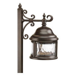 Progress Lighting - Progress Lighting Ashmore Landscape with Water Seeded, Antique Bronze X-02-0525P - Progress Lighting Ashmore Landscape with Water Seeded, Antique Bronze X-02-0525P