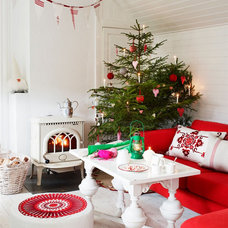 79 Ideas: Christmas Ideas in White, Red and Green // Коледни идеи в бяло, червен