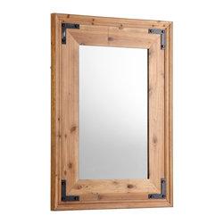Cyan Design - Cyan Design 05065 San Buena Mirror - Cyan Design 05065 San Buena Mirror