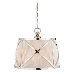 GROSVENOR LARGE SINGLE PENDANT -