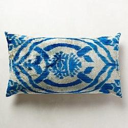 Anthropologie - Handwoven Tokat Pillow - *Bottom zip